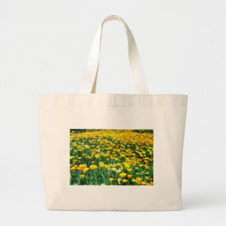 California Poppies Large Tote Bag