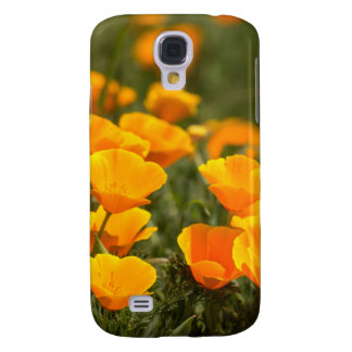 California poppies, Montana de Oro State Park Galaxy S4 Case