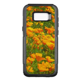 California Poppies OtterBox Commuter Samsung Galaxy S8+ Case
