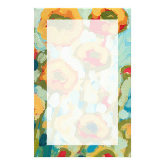 California Poppies Stationery