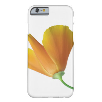 California poppy barely there iPhone 6 case