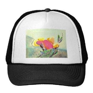 California Poppy Cap