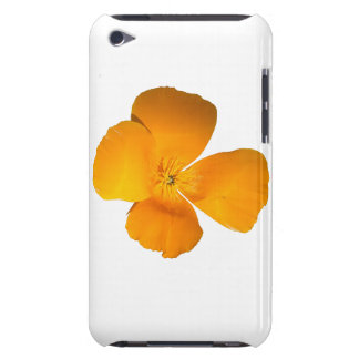 California Poppy iPod Touch Cases