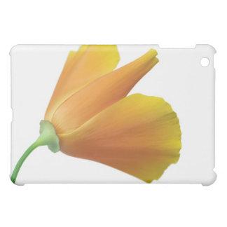California poppy case for the iPad mini