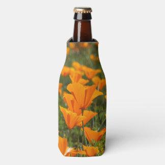 California Poppy Field Drink Cooler