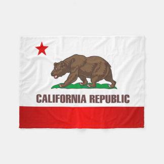 California Pride Fleece Blanket