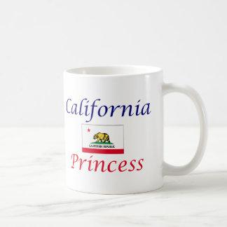 California Princess Basic White Mug