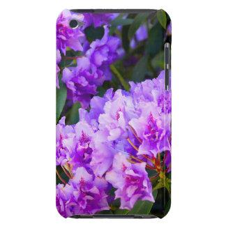 California purple iPod touch Case-Mate case