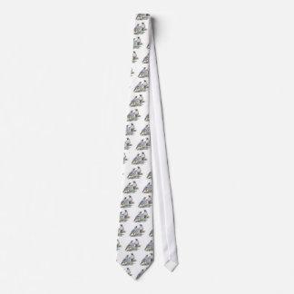 California Quail Tie