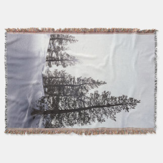 California, Rancho Cuyamaca State Park Throw Blanket