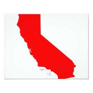 California Red State Invite