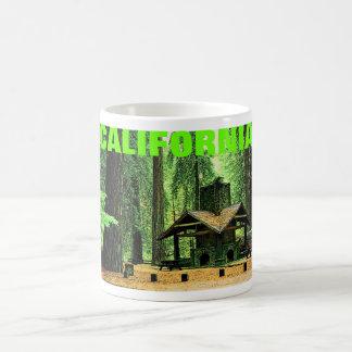 California (Redwoods) Mug