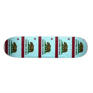 California Republic 18.1 Cm Old School Skateboard Deck
