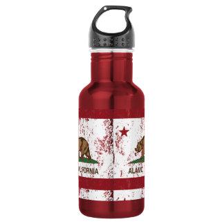 California Republic Alamo Flag 532 Ml Water Bottle