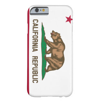 California Republic Barely There iPhone 6 Case