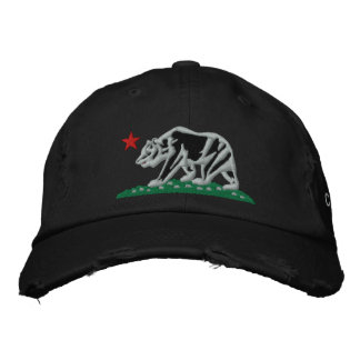 CALIFORNIA REPUBLIC BEAR Essentials Cap Baseball Cap