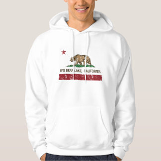 California Republic Big Bear Lake Hoodie