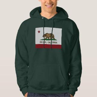California Republic Flag Big Sur Hoodie