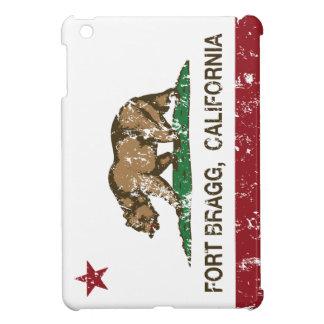 California Republic Flag Fort Bragg Case For The iPad Mini