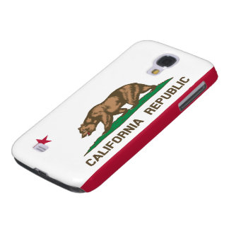 California republic flag galaxy s4 case