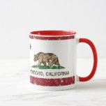 California Republic Flag Montecito