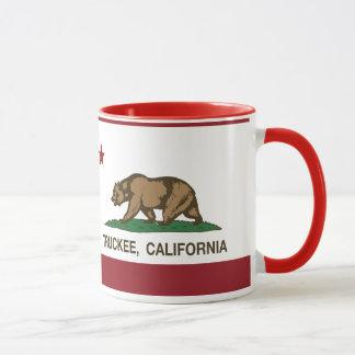 California Republic Flag Truckee Mug
