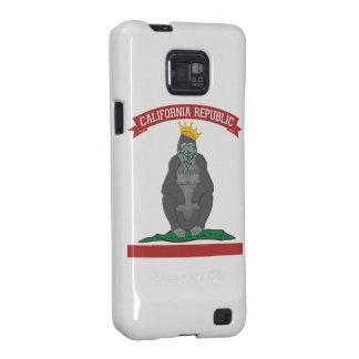 California Republic Gorilla Galaxy SII Case