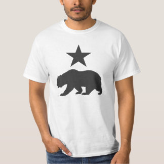 California Republic Grizzly Bear Shirt