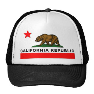 California Republic Hats