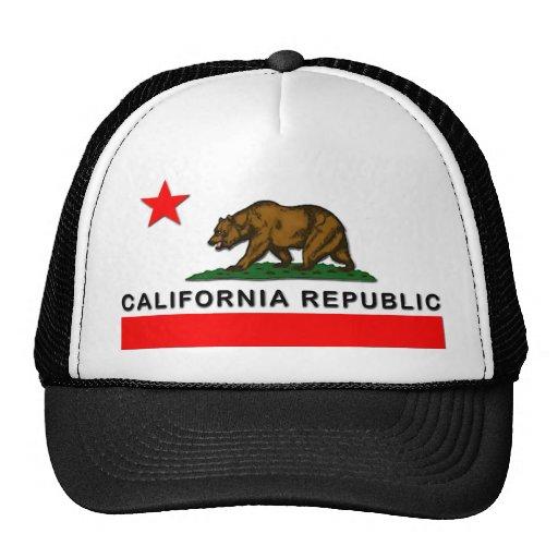 California Republic Hats