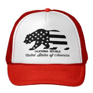 CALIFORNIA REPUBLIC HAT