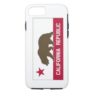 California Republic iPhone 7 Case