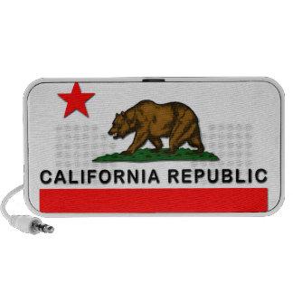 California Republic Mini Speakers