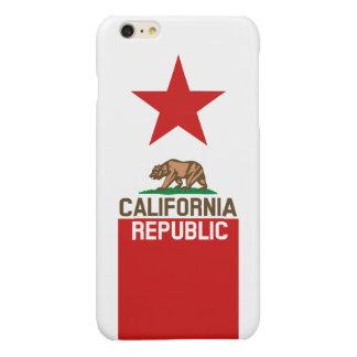 CALIFORNIA REPUBLIC State Flag Decor iPhone 6 Plus Case