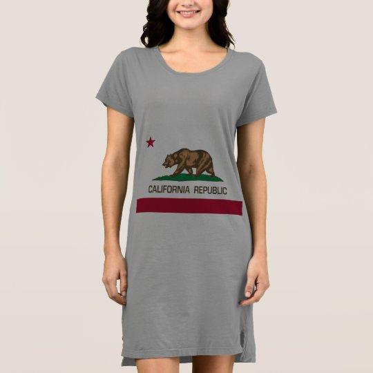 California Republic (State Flag) Dress