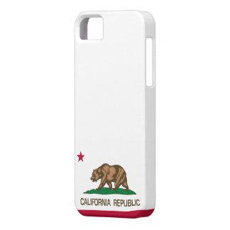 California Republic (State Flag) iPhone 5 Cases
