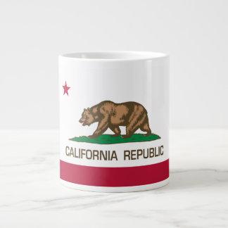 California Republic (State Flag) Jumbo Mug