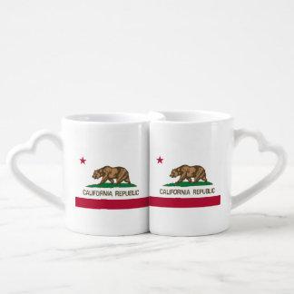 California Republic (State Flag) Lovers Mug
