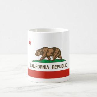 California Republic State Flag Coffee Mug