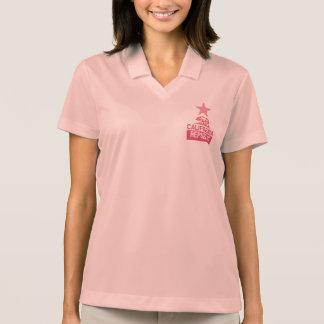 CALIFORNIA REPUBLIC State Flag Polo T-shirt