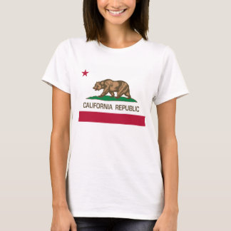 California Republic (State Flag) T-Shirt