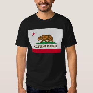 California Republic State Flag Tshirts