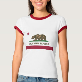 California Republic T-Shirt