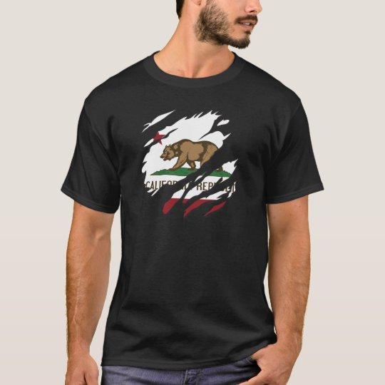 California Republic Tear 1 T-Shirt
