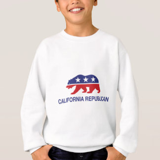 California Republican Bear Sweatshirt