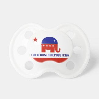 California Republican Pacifier