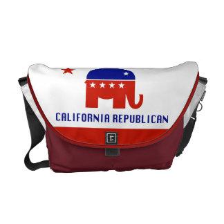California Republican Courier Bags