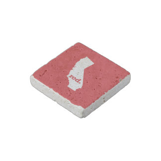 California Republican Stone Magnet