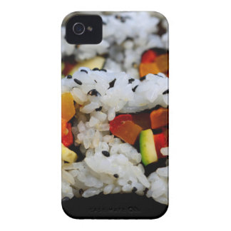 California Roll Sushi iPhone 4 Case