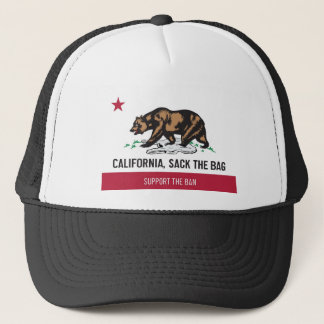 California, Sack the Bag Cap